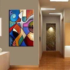 Detail image for art Cubist 114 2436 Original Cubist Art Reaching Out - Art Painting Cubist Paintings, Cubist Art, Modern Art Paintings, Abstract Art, Pastel Drawing, Acrylic Art, Lovers Art, Art Pictures, Canvas Wall Art