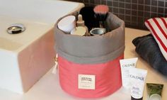 Shopping México: Organizador de viaje + minipocket Barrel&Lotion en color a elegir. Incluye envío