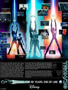 C:// TRON 30 - V1 by TheDarkOfNight-D.deviantart.com on @deviantART