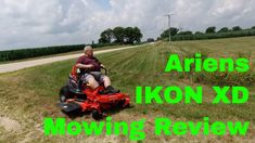 2020 Ariens IKON XD Mowing Review Zero Turn Mowers, Ikon, Youtube, Tools, Instruments, Icons, Youtubers, Youtube Movies