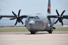 C-130 Hercules Airborne ~ BFD