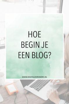 Wil je een blog beginnen? Ontdek hier het complete stappenplan om een succesvol blog op te zetten en te beginnen met bloggen.