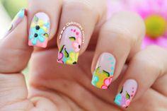 uñas decoradas verano 2015 - Buscar con Google