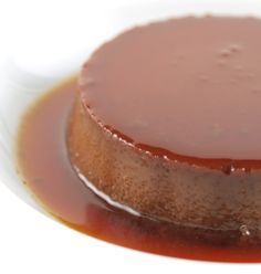 Chocolate, Coconut and Red Coconut Curry Creme Caramel by ...
