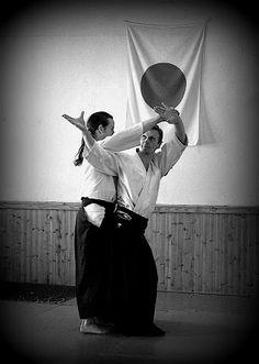 Kushinage / basic Aikido techniques