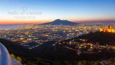 A splendid view of #Lettere with his#castle!  #nellodicesarephotographer #wedding #photo #Campania #Naples #landscape #Vesuvius