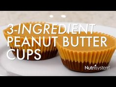 DIY Guilt-Free Peanut Butter Cups     Who needs convenience store candy when you can whip up a batch of your own favorite sweet treats?! Make sure you make a double batch because the chocolatey peanut butter cups go quick!