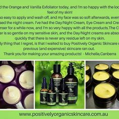 Another lovely customer testimonial,we ❤ our customers!  #organic…