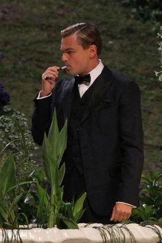 df5225293dd15f Leo as JG Great Gatsby Wedding