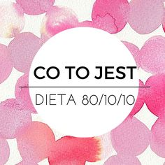 CO TO JEST DIETA 80/10/10? | Vi&Raw