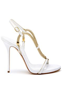 pinterest.com/fra411 #shoes - Casadei Spring-Summer 2014 sandal.