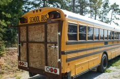 school bus camper - Google Search
