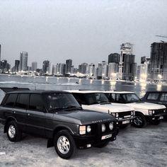 Range Rover Classics