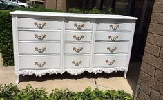 Vintage French Provincial Dresser by Dixie by ProvincialbutFrench, $1100.00