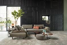 Combo Design is officieel dealer van Design on Stock ✓ Gratis offerte aanvragen Cascade hoekbank ✓ Altijd de scherpste prijs ✓ Snelle levering Outdoor Furniture Sets, Outdoor Decor, Babys, Divider, Houses, Living Room, Interior Design, Tv, Bedroom