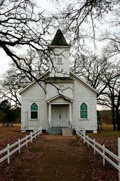 Little White Churches