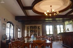 Vinarija Veritas, degustaciona sala