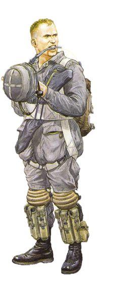 Fallschirmjager -Kreta 1941