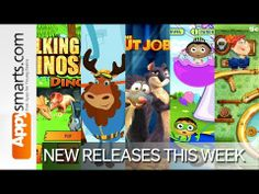 New this week: The Nut Job, Super Why, Build a Truck and 3 more cool apps for kids! - YouTube