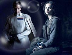 Jynnic Dream (Jyn Erso & Orson Krennic) -- # Ben Mendelsohn #Felicity Jones # Star Wars-Rogue One