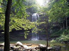 """North Georgia Water Falls"""