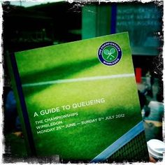 The ultimate guide for wannabe Brits at Wimbledon.