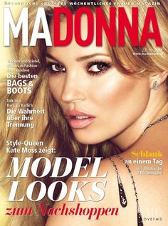 Covers of MADONNA with Kate Moss, 958 2011 | Magazines | The FMD #lovefmd