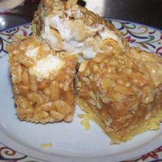 Salted Nut Roll Bars - Allrecipes.com