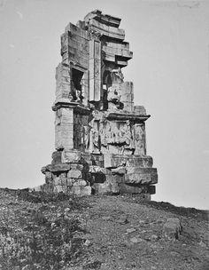 Monument of Philipappos, Athens, circa 1895
