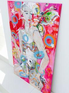 ART by www.kerstin-leicher.com Exhibitions, Contemporary Art, Free, Painting Art, Modern Art, Contemporary Artwork