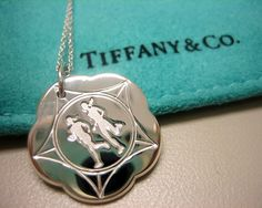 Run a marathon and get a Tiffany's necklace? I think yes!....YES YES YES..mom I want this after the disney marthon!