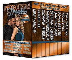 Unforgettable Trouble - Passion and Thrills (The Unforget... https://www.amazon.com/dp/B07C5CZHB7/ref=cm_sw_r_pi_dp_U_x_xQL0Ab1MVTJK9