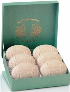 Rance Lily of the Valley Milled Soap -       LILY OF THE VALLEY: Beautifully sculpted single note soaps.Includes 1 box of 6 specialized classic soaps. Box of 6 x 75g