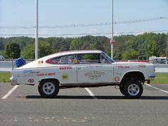 AMC Marlin. As rare a Gasser as a diesel unicorn.