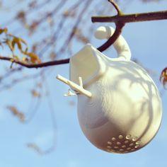 3D Printed Birdhouse by Matthijs Kok, via Behance