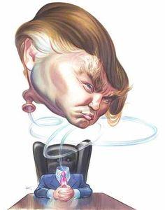 John Kascht | Caricature Portraits