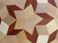 The Mathematical Tourist: Crafting a Penrose Tiling