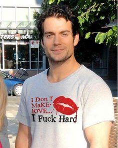 Henry Cavill Nice shirt Henry!!!  Very Christian Grey ;) #FiftyShades  http://www.facebook.com/HenryCavillFans