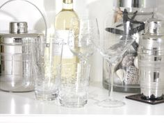 Coral Beach Fish Cut Glassware #glassware #drinkware #barware #drinkingglasses #highball #martiniglass #wineglass #oldfashionedglass #design #decor #fish #cutglass #coastal #beach #home #homedecor  http://www.carlyleavenue.com/collections/whats-new/products/coral-beach-fish-cut-glassware