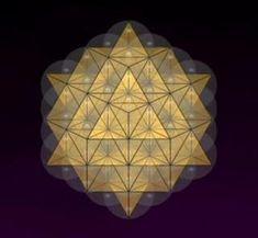 Merkaba - Sacred geometry
