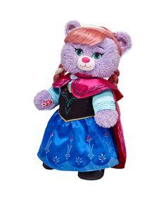 Disney's Frozen 'Princess of Arandelle' Anna Bear | Build-A-Bear Workshop