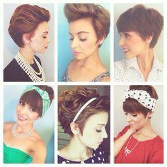 Pleasing Pinterest The World39S Catalog Of Ideas Short Hairstyles Gunalazisus