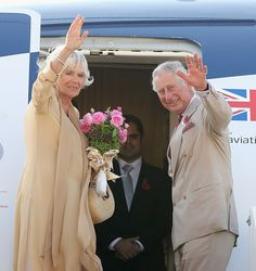 Charles and Camilla Visit to Middle East