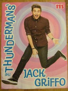 Jack Griffo, Full Page Pinup