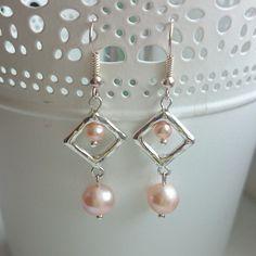 серьги; материал: жемчуг натуральный, металл. #серьги #хендмейд #handmade #earrings #украшения #украшенияручнойработы #handmadejewelry #jewelry #jewellery