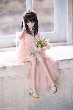 Anime Dolls, Bjd Dolls, Pretty Dolls, Beautiful Dolls, My Doll House, Kawaii Doll, Asian Doll, Smart Doll, Doll Repaint