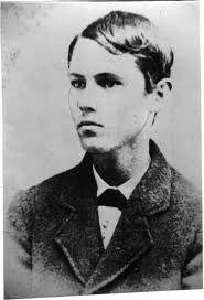 Jesse Woodson James, born September 5, 1847