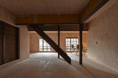 5osA: [오사] :: *단기 주거를 위한 일본 고저택의 리노베이션-[ NAAD ] Ephemeral House