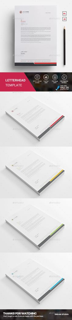 Shape Corporate Letterheads Shapes, Letterhead template and - corporate letterhead template