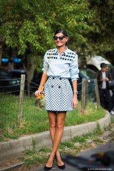 Milan FW SS2014: Giovanna Battaglia